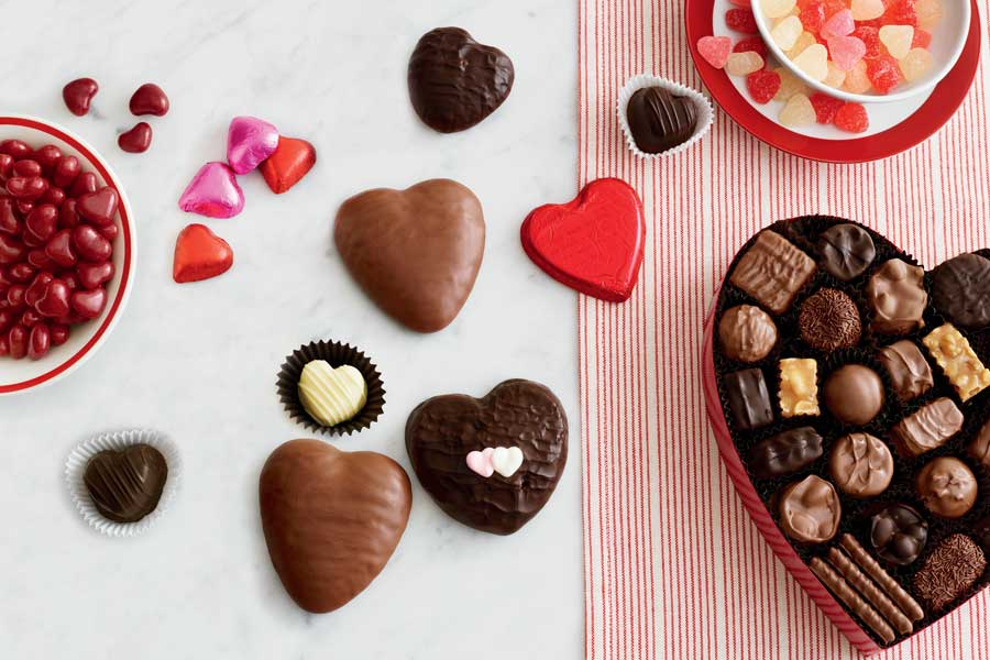 Celebrate Valentine's Day with See's Candies