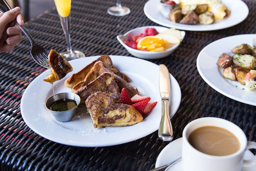 Celebrate Easter Brunch at Paul Martin's