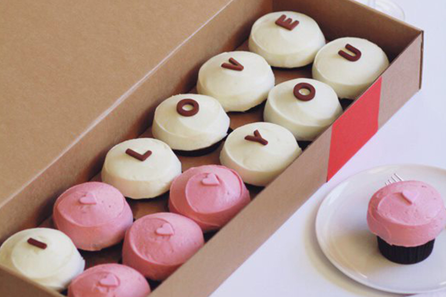 Valentine's Day Specials at Sprinkles Cupcakes & Ice Cream