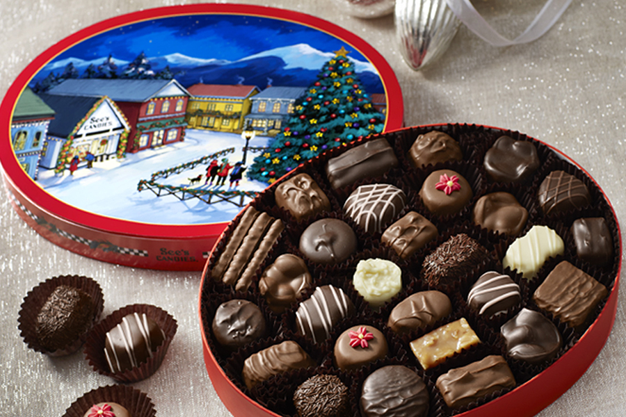 Holiday Offer at See's Candies