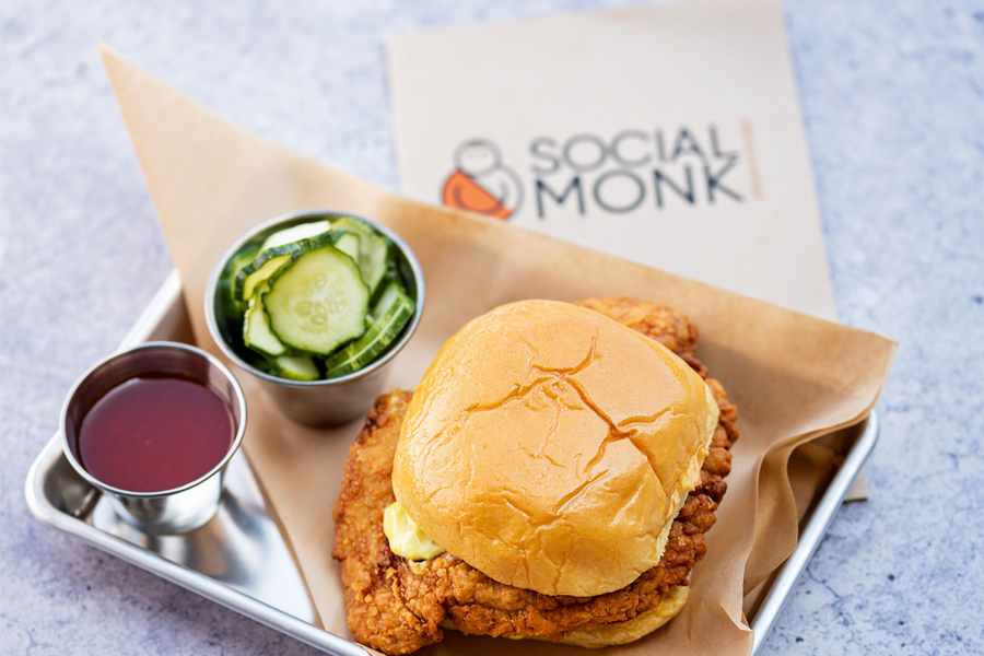 Social Monk Asian Kitchen Delivery & Carry-Out