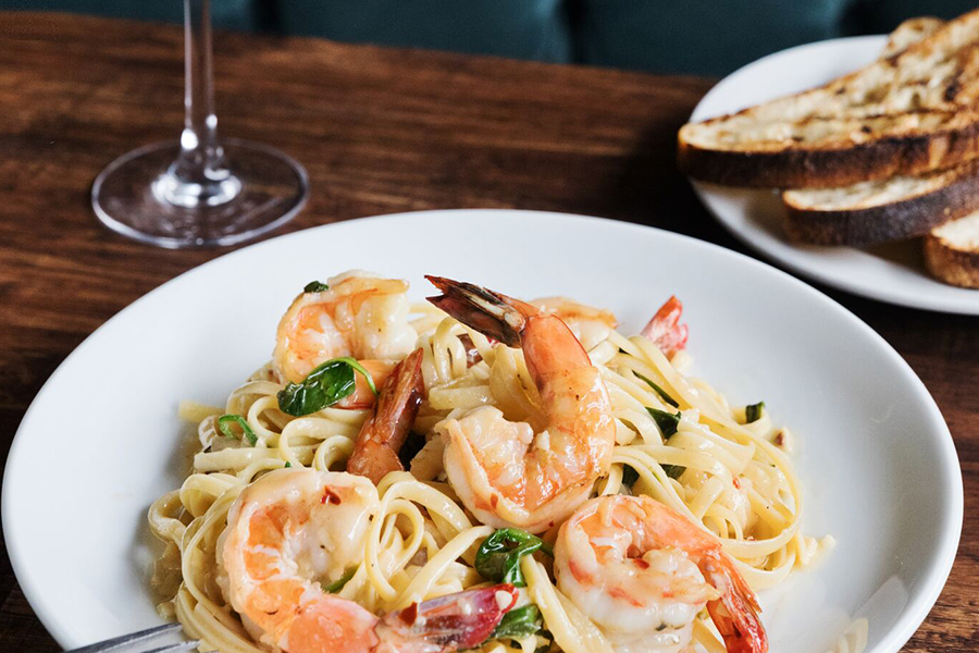 Seafood Highlights at Paul Martin's American Grill