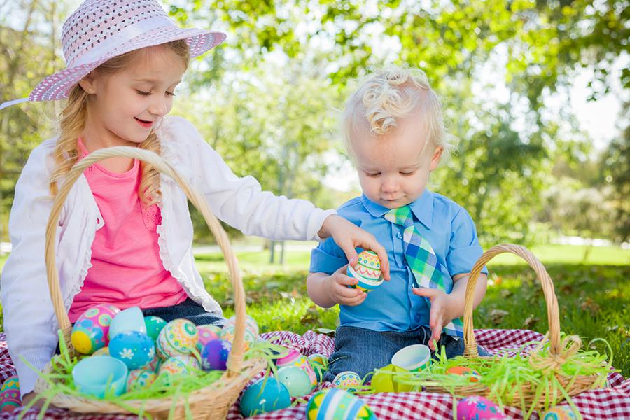 Kids Club Presents: Easter Egg-stravaganza
