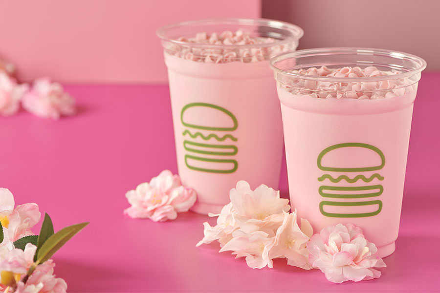 Shake of the Month at Shake Shack
