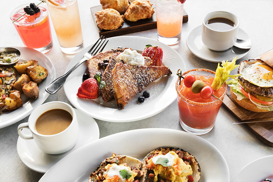 Easter Brunch at Paul Martin's American Grill