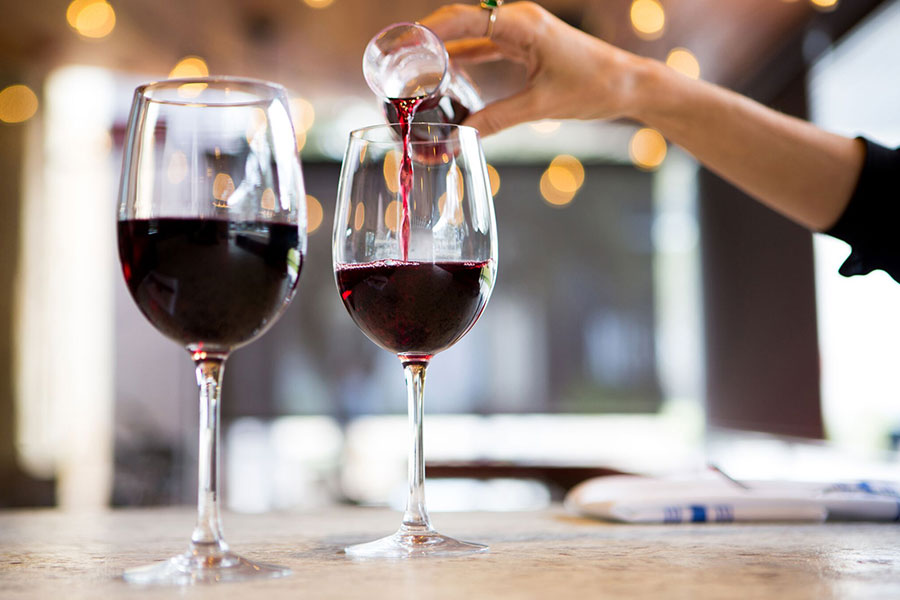 Wine Down Wednesdays at Marmalade Cafe