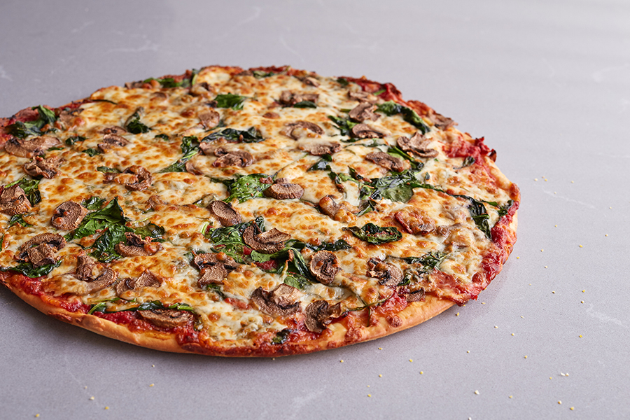 Skinny Crust Pizza Deal at Fresh Brothers