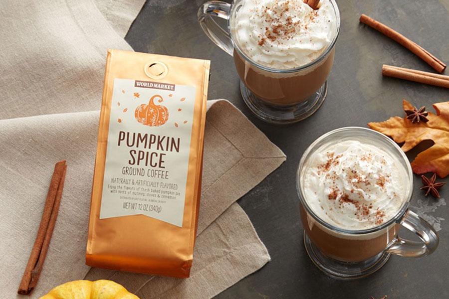 Pumpkin Spice Blend Coffee at Cost Plus World Market