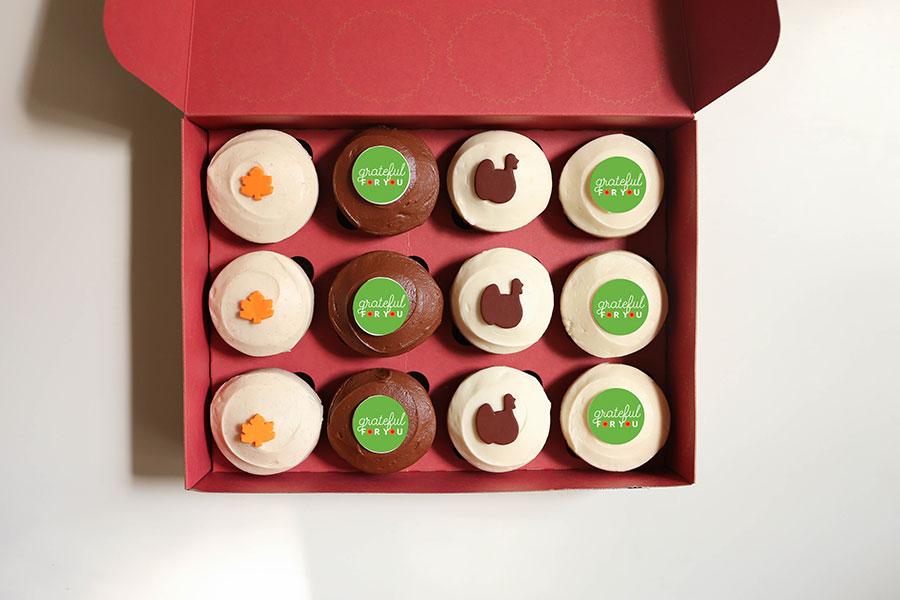 Gratitude Box at Sprinkles Cupcakes & Ice Cream