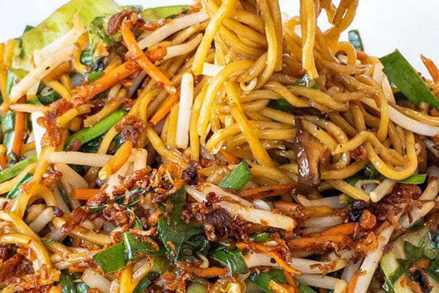New Menu Item at Social Monk Asian Kitchen