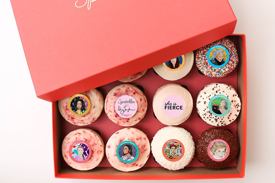 Women's History Month at Sprinkles Cupcakes & Ice Cream