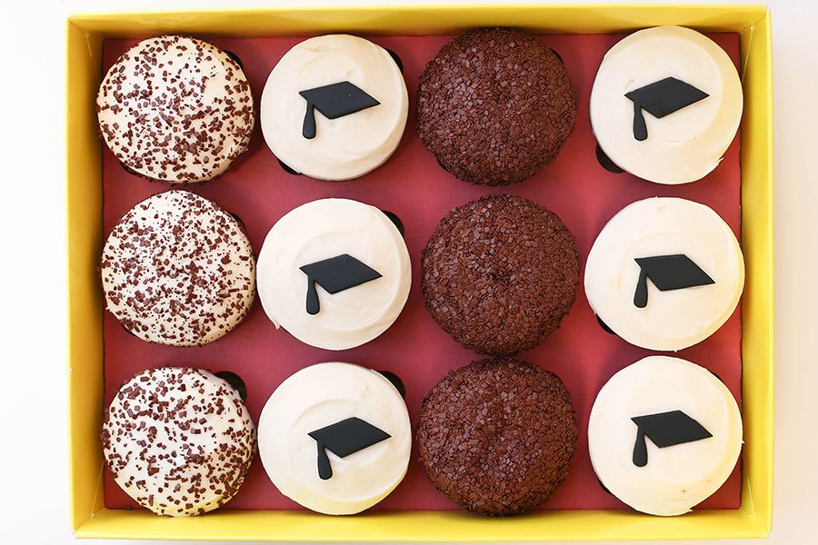 Cupcakes For Your Grad from Sprinkles Cupcakes & Ice Cream