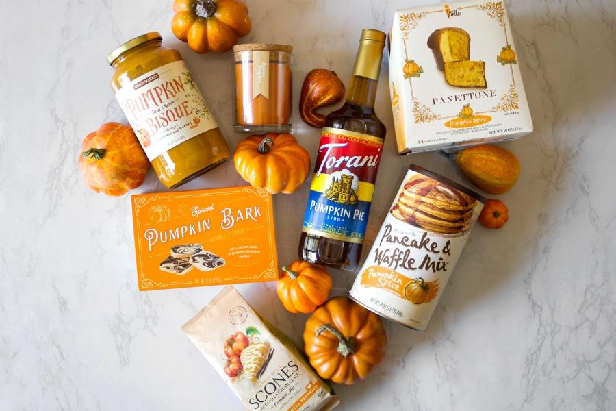 Pumpkin Variety at Cost Plus World Market