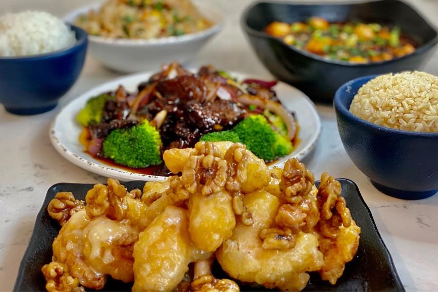 New Fall Menu Items at Social Monk Asian Kitchen