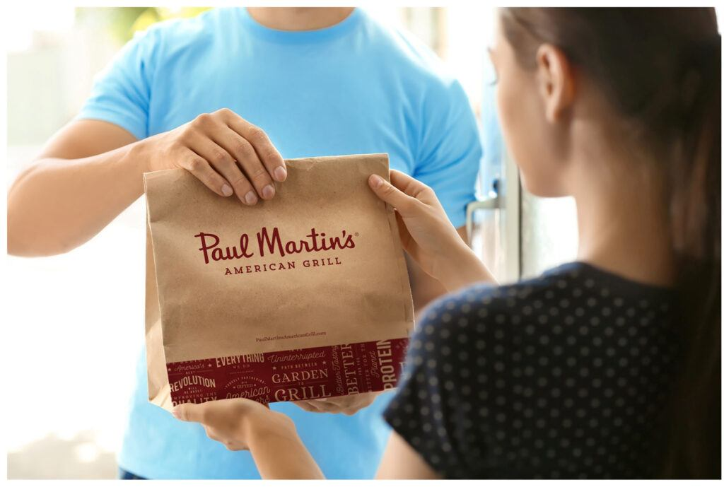 Family Meals To-Go at Paul Martin's American Grill