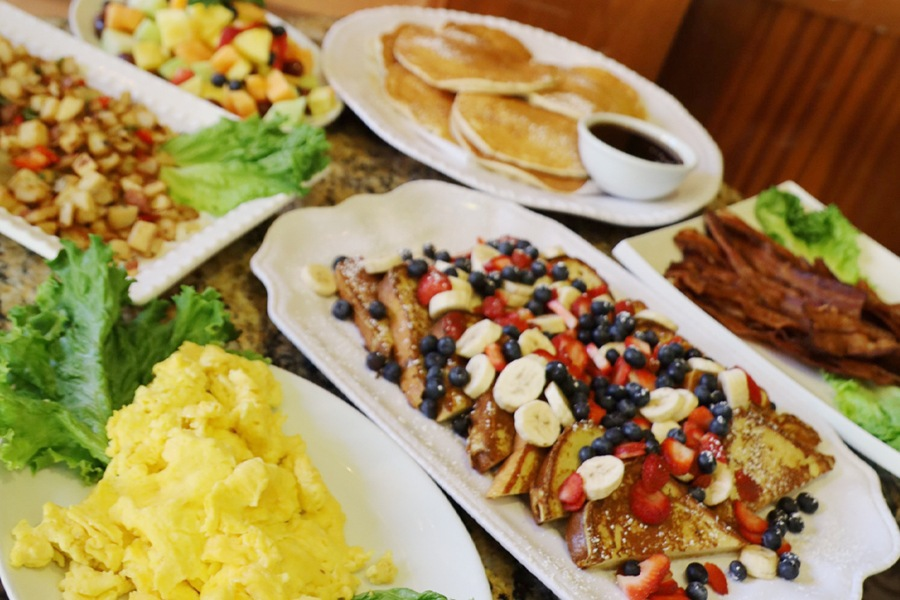 Family Brunch from Marmalade Cafe