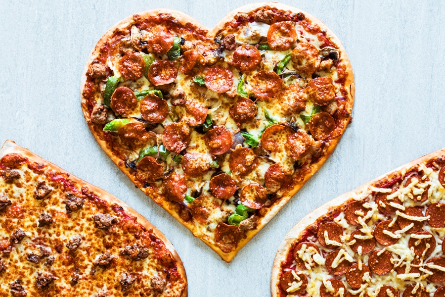 Valentine's Day Offer at Fresh Brothers