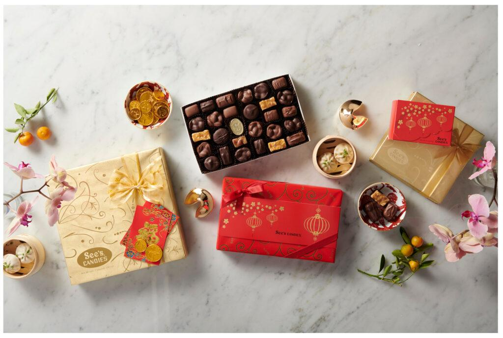 Lunar New Year Specials at See's Candies