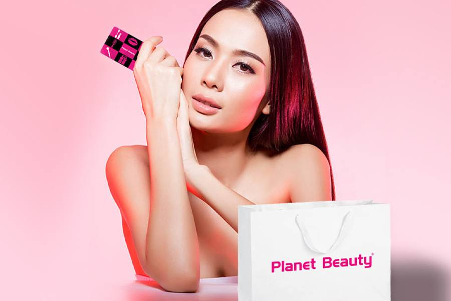 Celebratory Discount at Planet Beauty