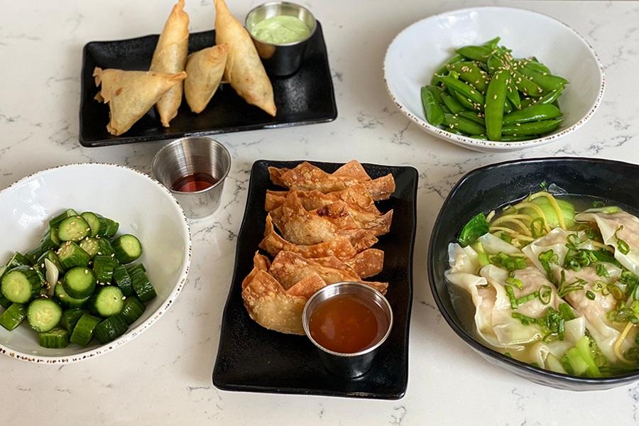 Treat Your Grad at Social Monk Asian Kitchen