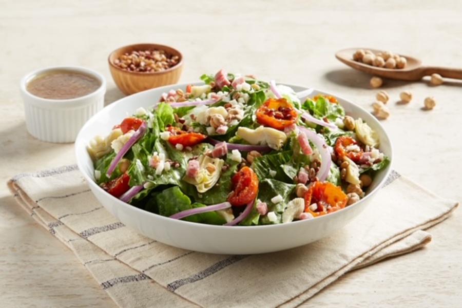 Summer Salad at Fresh Brothers