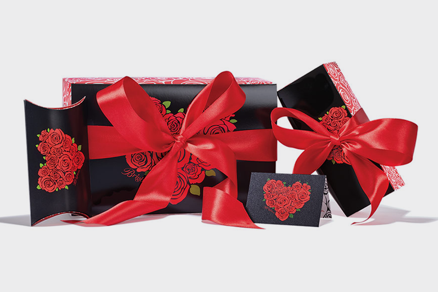 Complimentary Gift Wrap at Brighton Collectibles