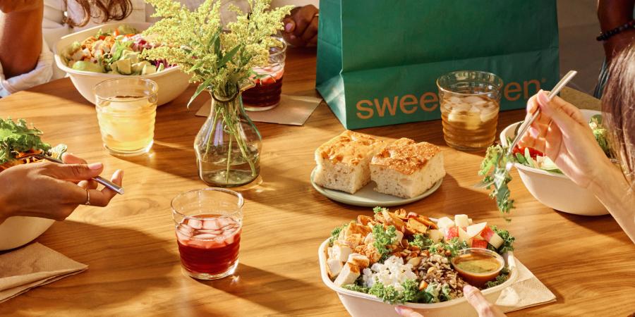 Now Open – sweetgreen