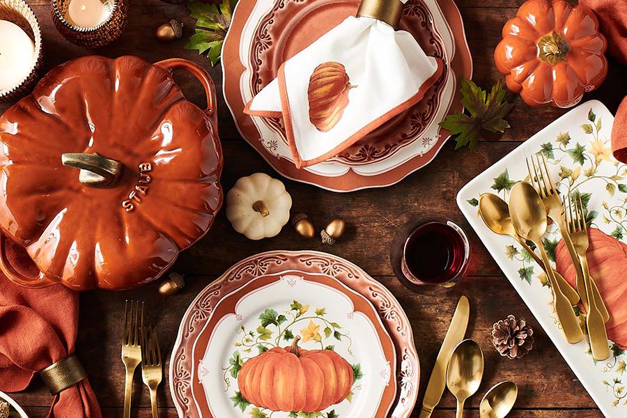Halloween at Sur La Table